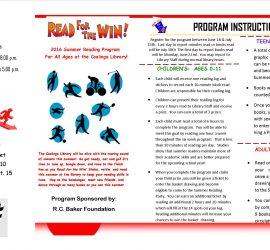 SummerReadingProgram2016-1